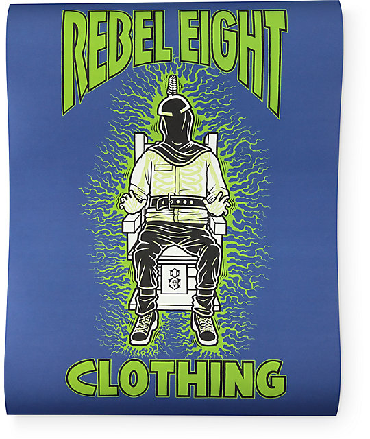 REBEL 8 Friend Poster