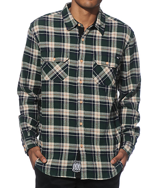 REBEL 8 Winter Flannel Shirt