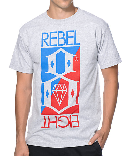 REBEL8 Flip T-Shirt