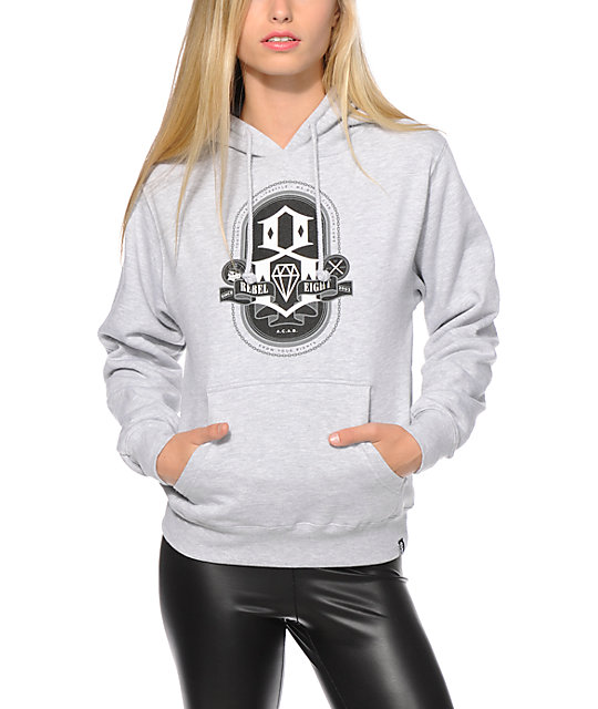 REBEL8 Know Your Rights Hoodie