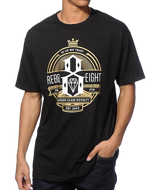 REBEL8 Royalty Seal T-Shirt