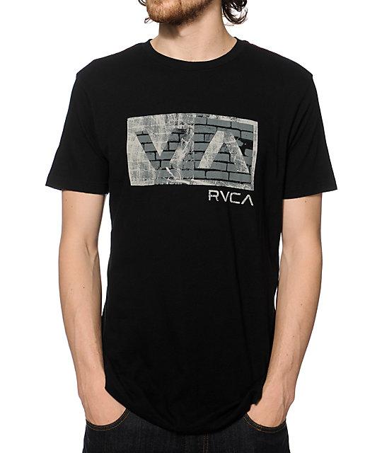 Rvca balance texture t shirt for Rvca t shirt dress