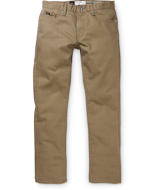 RVCA Daggers PVSH Fresh Slim Fit Jeans