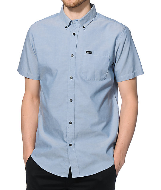 RVCA Love Button Up Shirt