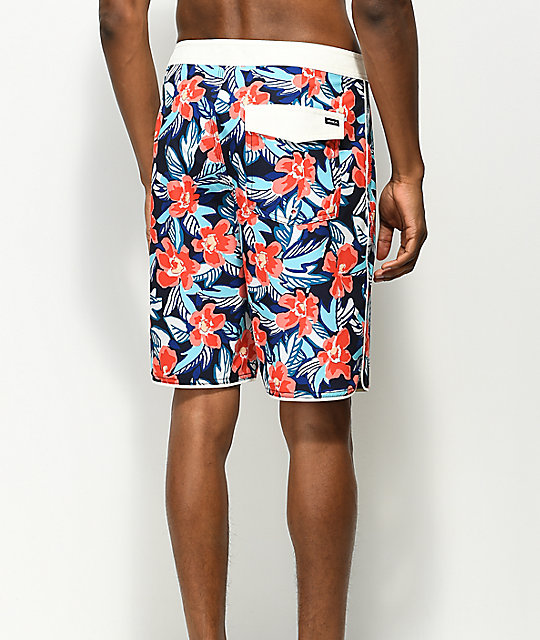 "RVCA Paradise Valley 20"" Board Shorts"