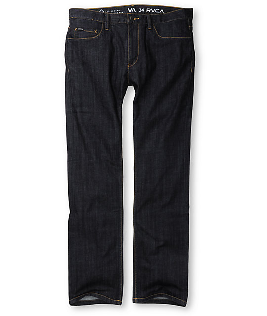 RVCA Romero Blue Regular Jeans