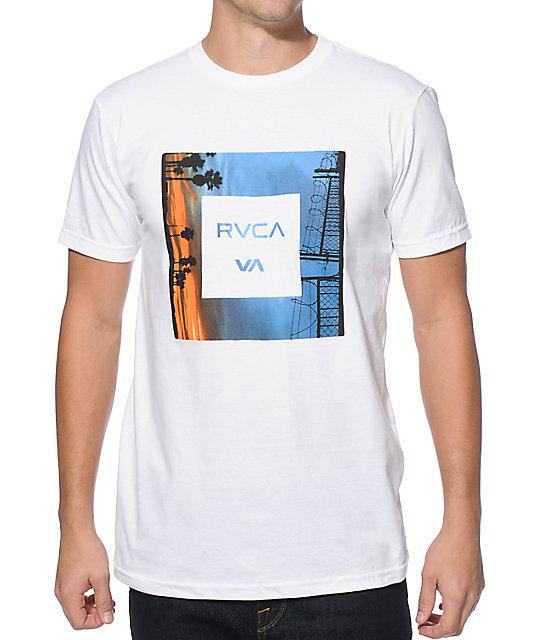 RVCA Skylines 2 T-Shirt
