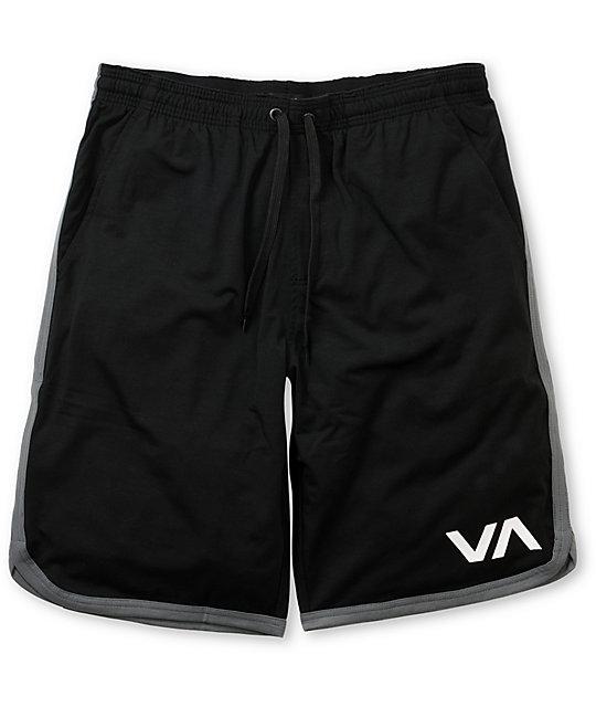 RVCA Sport Short II Black Shorts