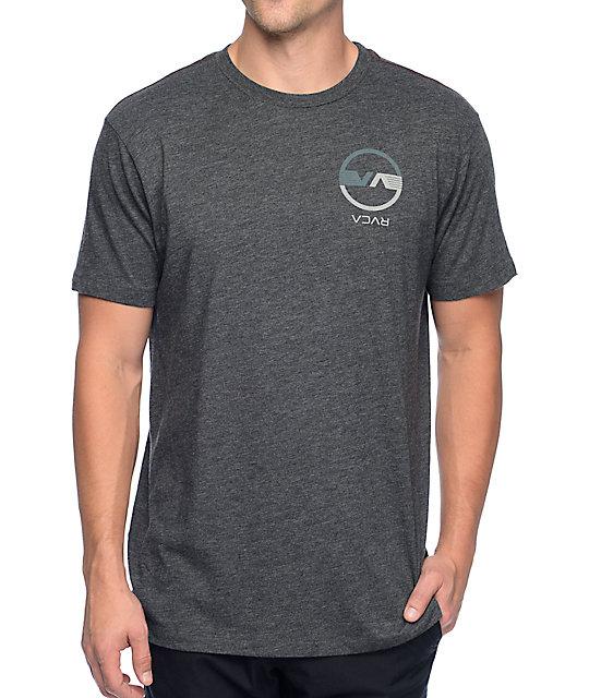 RVCA VA Wings Vintage Black T-Shirt