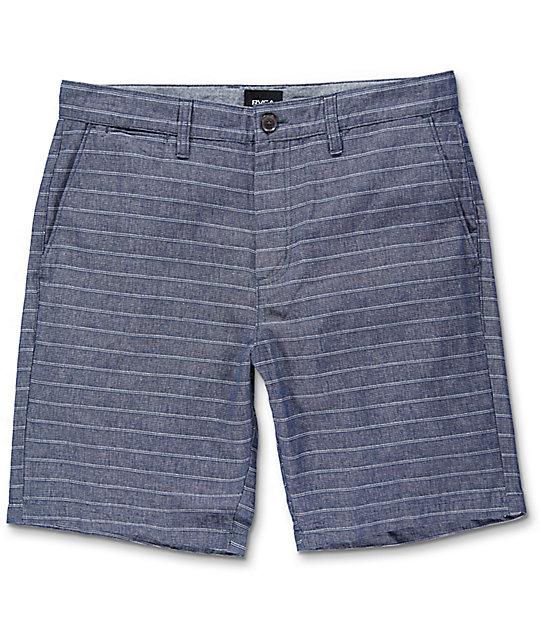 RVCA Virginia Navy Chino Shorts