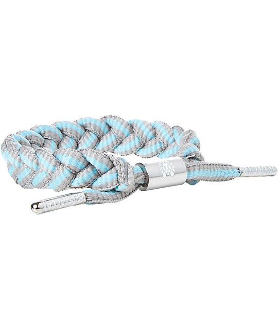 Rastaclat McFly Grey & Mint Bracelet