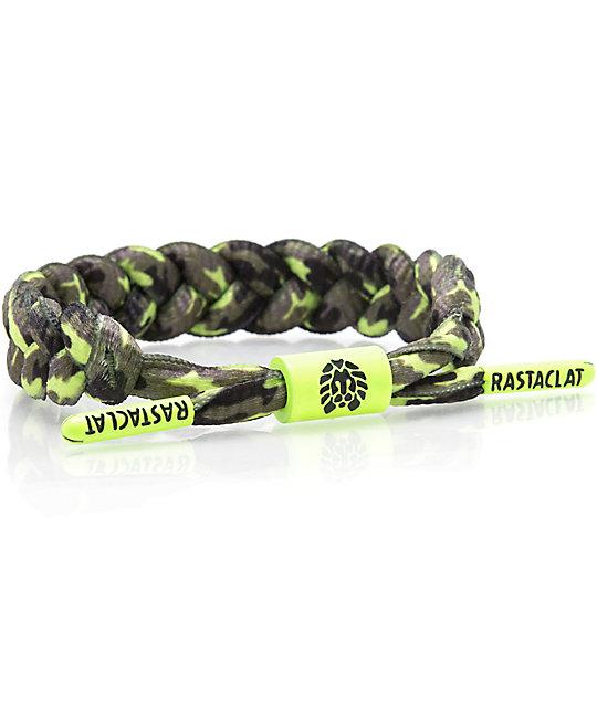 Rastaclat Wellington Green Classic Bracelet