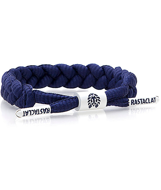 Rastaclat pulsera azul índigo