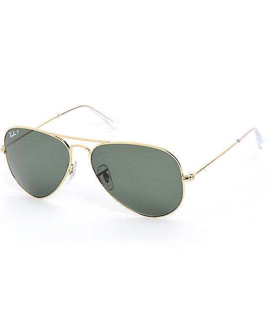 Sunglasses ray ban polarized aviator
