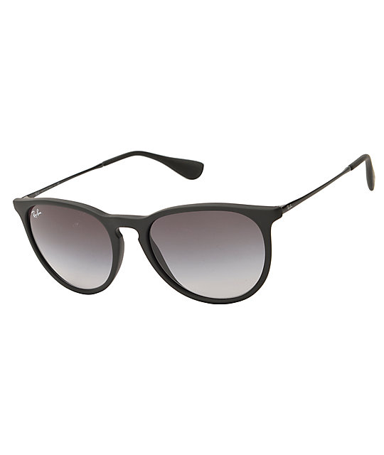 Ray-Ban Erika Black Sunglasses