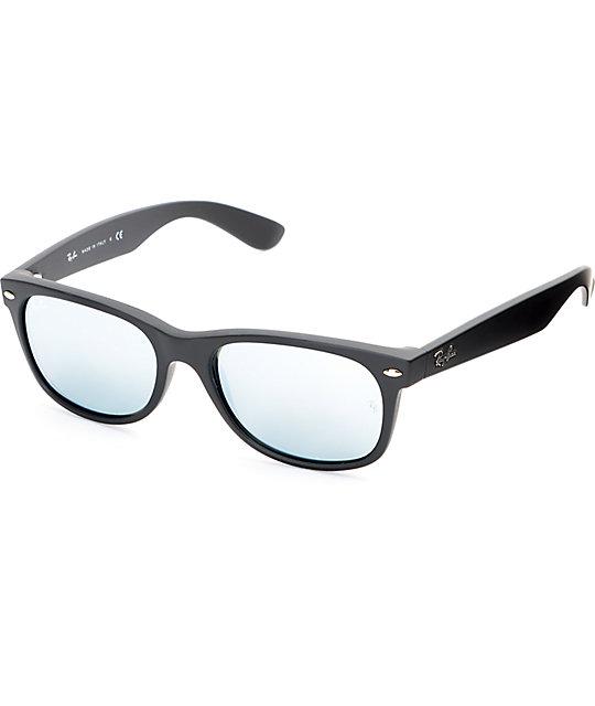 Gafas ray ban de goma for Gafas de sol ray ban espejo