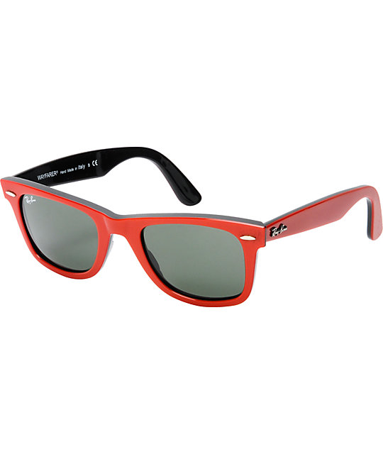 Ray Ban Red Black « Heritage Malta 8d3980b7a1c8
