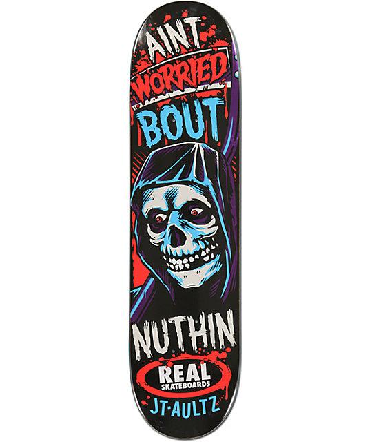 "Real Aultz Crypto Mashup 8.0""  Skateboard Deck"