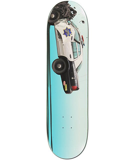 """Real Busenitz Crash Up 8.25""""  Skateboard Deck"""