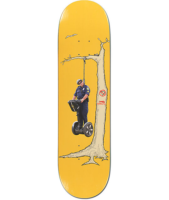 "Real Busenitz Hang Em High 8.25""  Skateboard Deck"