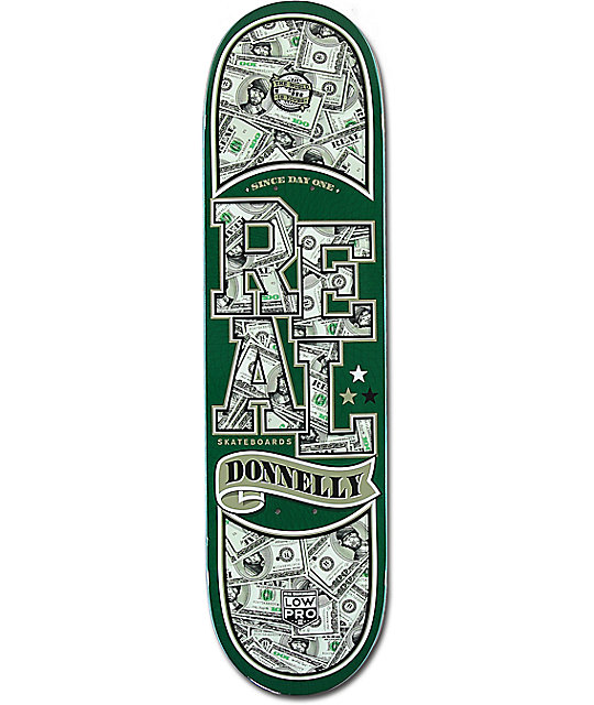 Real Donnelly Bankroll Low Pro II 8.18