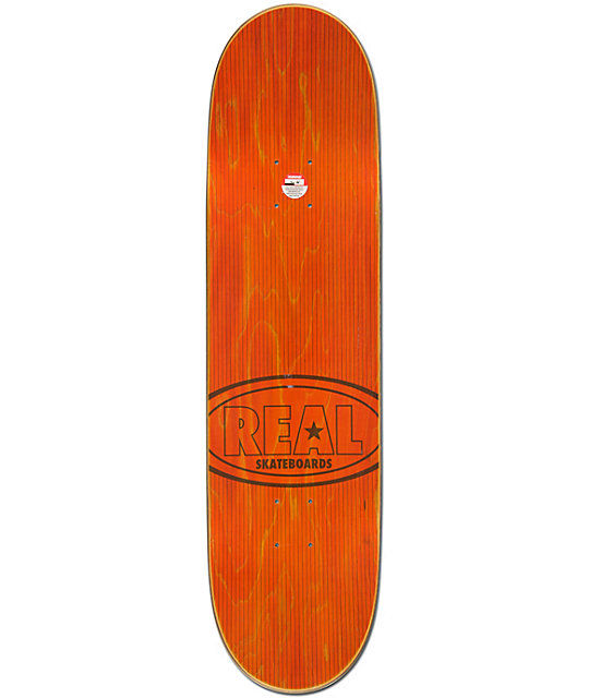 "Real Donnelly Get Fukd 8.25""  Skateboard Deck"