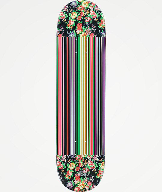 "Real Ishod Ornate Oval Embossed 8.06"" Skateboard Deck"