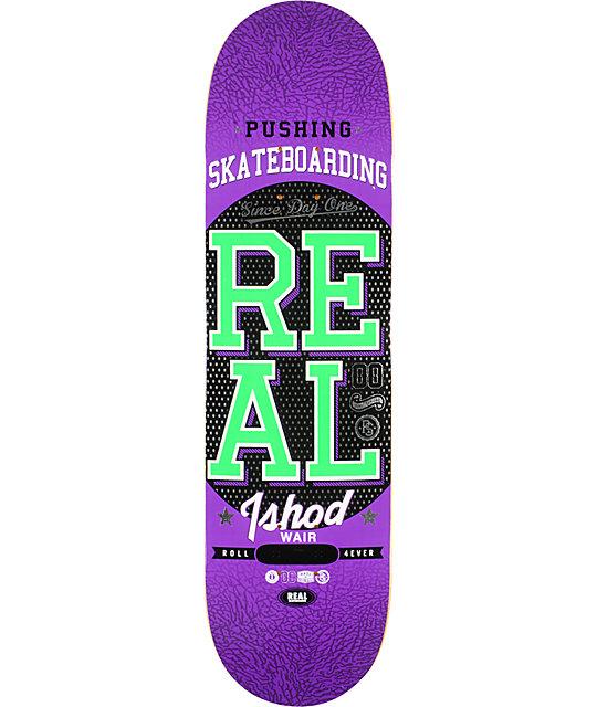 """Real Ishod Pushing R1 8.38""""  Skateboard Deck"""