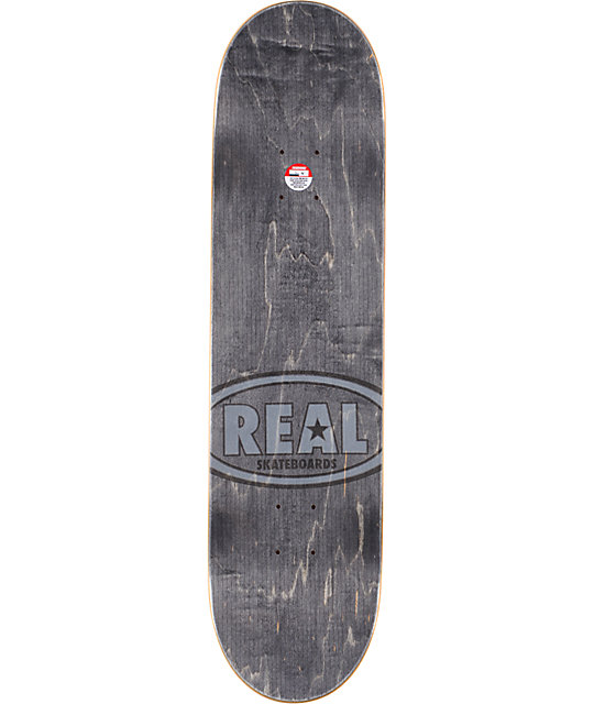 "Real Ishod Since Day One 8.18""  R1 Construction Skateboard Deck"
