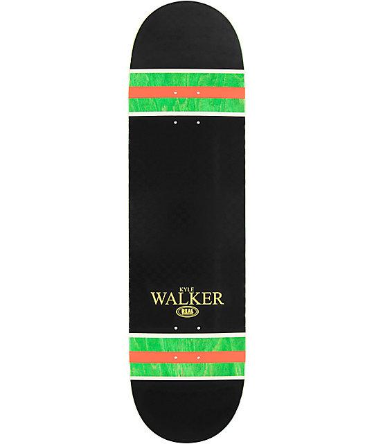Real Kyle Genuine 8 38 Quot Skateboard Deck Zumiez