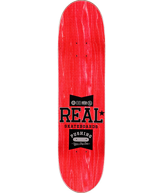 "Real Pushing Team R1 7.9""  Skateboard Deck"