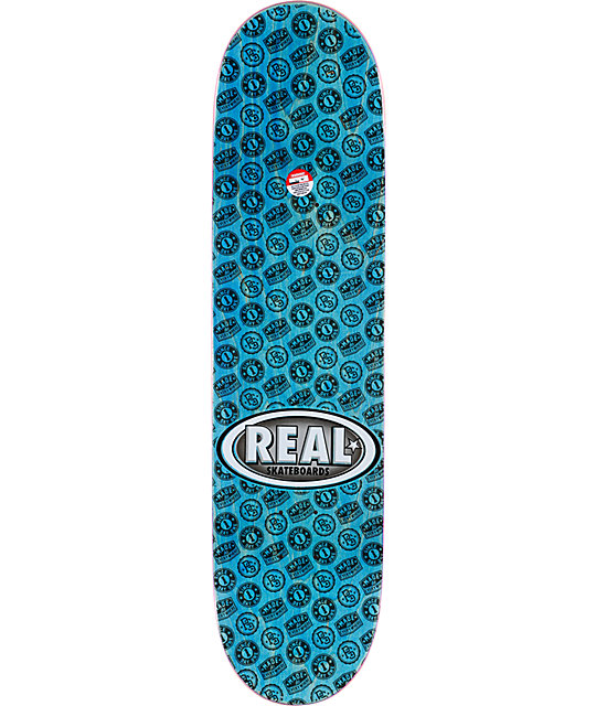 "Real Skateboards Day One Busenitz 8.2""  Skateboard Deck"