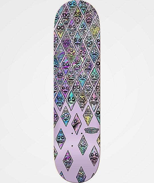 "Real x FOS Chima 8.25"" Skateboard Deck"