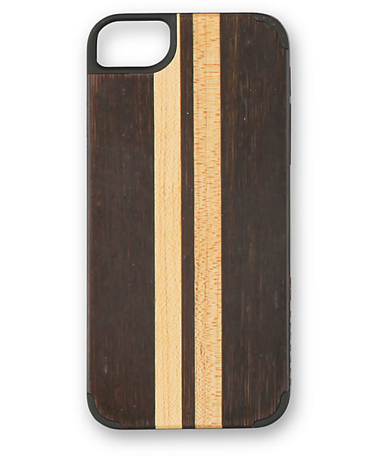 Recover Wenge Maple Wood iPhone 5 & 5s Case
