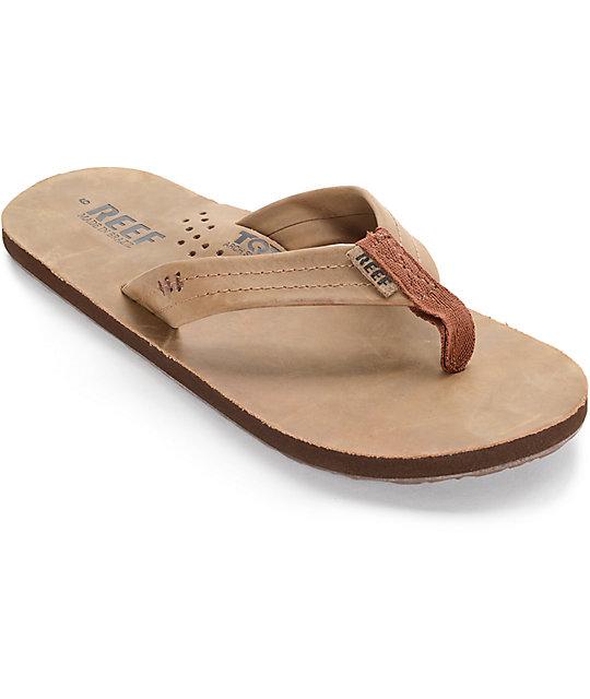 Reef Draftsman Brown Sandals