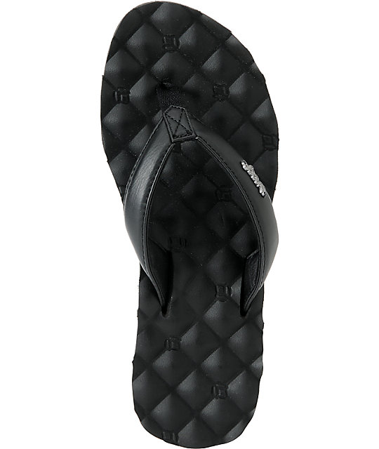 Reef Dreams Black Sandals