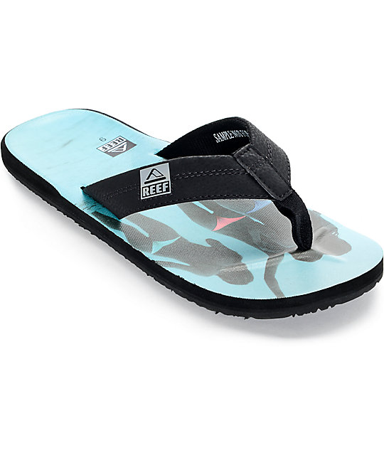 Reef HT Print Girl Sandals