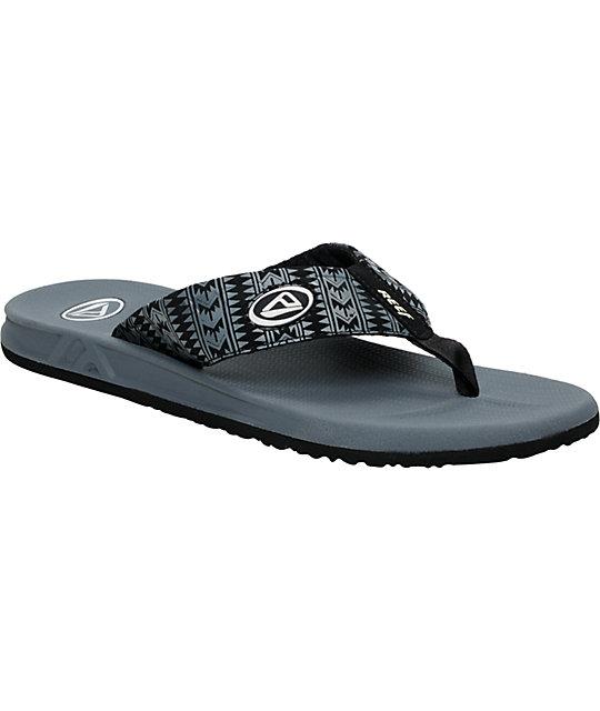 Reef Phantom Grey Warbird Sandals