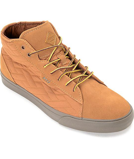 Reef Ridge Mid TX Tan & Brown Shoes