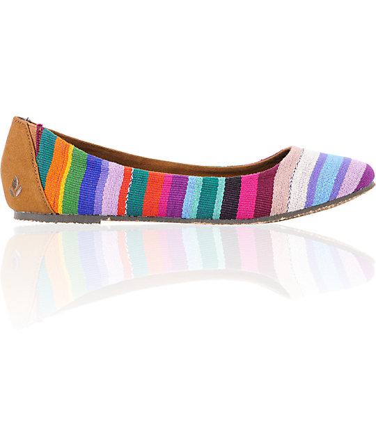 a06848d29ea5 Reef tropic bella costa color stripe slip on shoes jpg 540x640 Reef skate shoes  three stripes