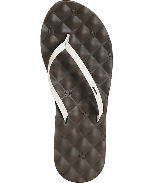 Reef Uptown Dreams Brown Sandals