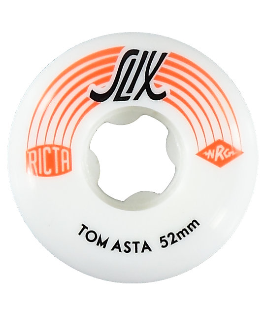 Ricta Asta Pro Slix 52mm Skateboard Wheels