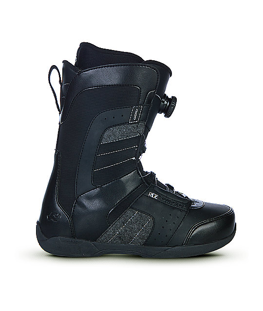 Ride Anthem BOA Black Snowboard Boot