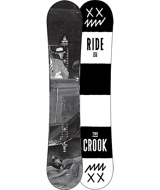 Ride Crook 152cm Snowboard