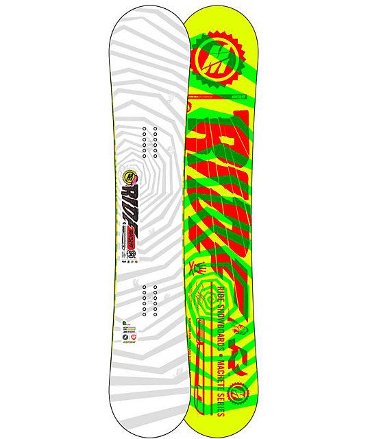 Ride Machete 158cm Snowboard