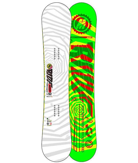 Ride Machete 162cm Snowboard