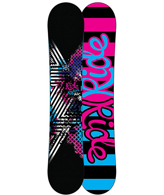Ride Rapture 143cm Womens Snowboard