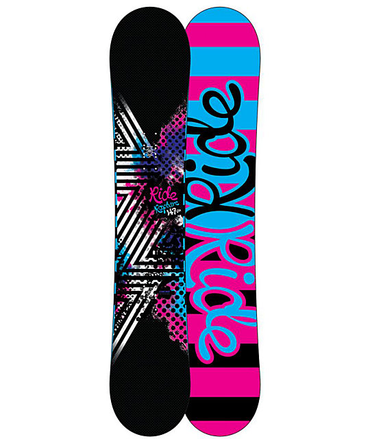 Ride Rapture 147cm Womens Snowboard