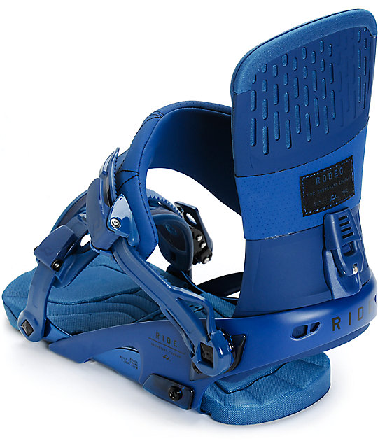 Ride Rodeo Snowboard Bindings At Zumiez : PDP