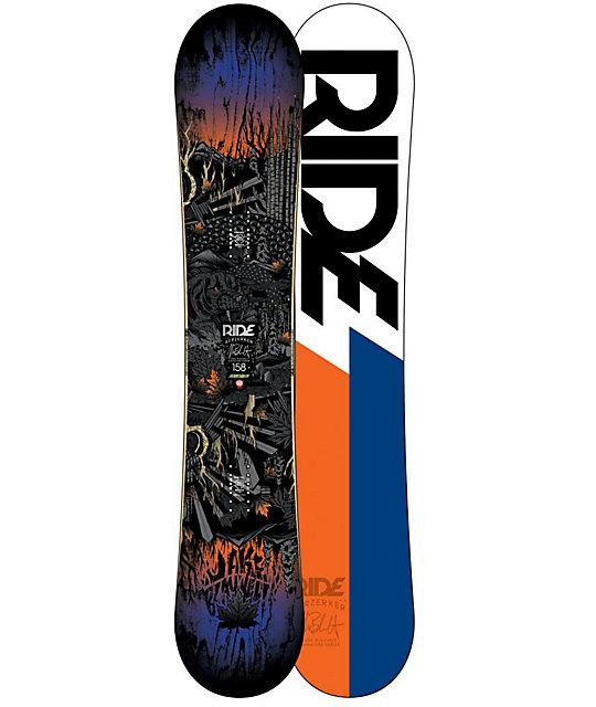 Ride Snowboards Berzerker 158cm Snowboard